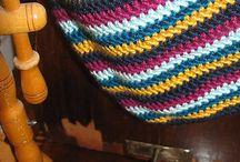Baby cap - coloured pencil