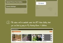 GPS video galleries
