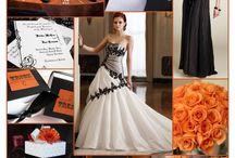 Halloween Themed Weddings