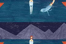 Weird Illustrations