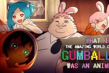 The Amazing Word Of Gumball