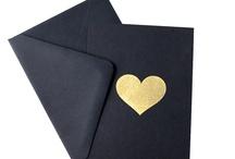 Cartes et enveloppes.