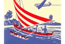 Travel posters / Surf holiday