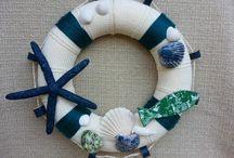 maritime Sommerdeko / Artikel aus unerem dawanda shop und neue Ideen