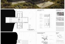 Architecture Presentation Boards / by Leilani Collins