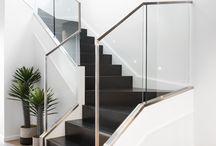 Escadas corrumao