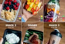 Healthy Eating and Living / Healthy Lifestyle Helps