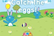 Easter Crafts and Ideas / A whole host of fun and educational ideas to keep the little ones entertained during the Easter holidays