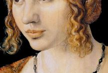 Albrecht Dürer / Malarz ,grafik , rysownik i teoretyk sztuki, uważany za najwybitniejszego artystę niemieckiego renesansu.