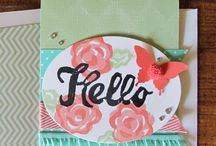Stampin' Up! Undefined Stamps