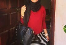 hijab / by hafsa El hadiue