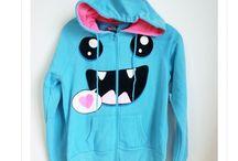 T-shirts & Hoodies & Jackets :3