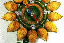 Quilling - Clocks/Watches / All about keeping time and enjoying your art at the same time. / by Helen Pierce