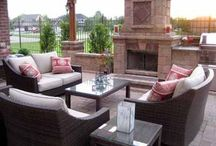 Dream outside / Ideas and concepts to create my dream outside living area.