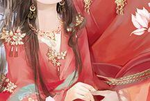 chinese art coupel