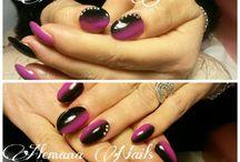 alemana nails