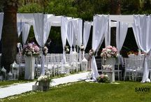 Matrimonio di Lusso al Savoy Beach Hotel / Elegante, chic, romantico. Un evento nuziale al Savoy Beach Hotel di Paestum è unico, proprio come te!