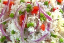 Cold rice salad recipes