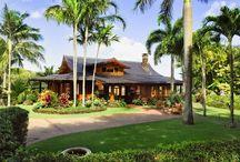 Hawaian house