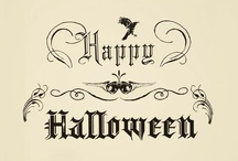 HOLIDAYS:   HALLOWEEN / by Maggie Smiley
