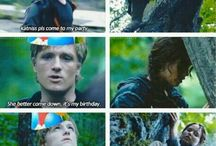 *The Hunger Games*