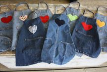 Denim recycling