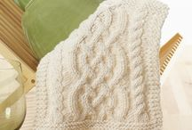 Knitting and Crochet Projects / Knit and Crochet