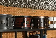 Snare Drum / Art Wood Custom, Handmade Snare Drum from Italy