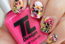 Nailgasms / Fun nail art designs to try / by Jess Bartels