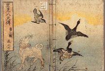 Ilustración Japón