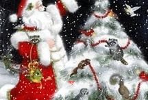 Cartels de Noël