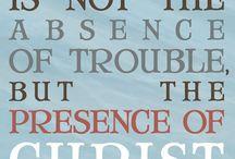 Peace & Namaste & Sentiments