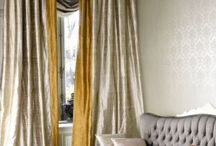 Window Treatment / Drapery / Tassels and Trims... / I love drapery...