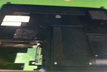 HP Pavilion Laptop disassembly / http://www.dot-com.gr