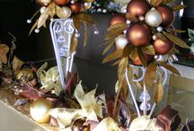 Christmas decorations / by Jodi Ivey McKey