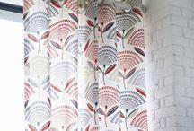 Κουρτίνες / Curtains / Όλη η νέα συλλογή διαθέσιμη για on-line αγορές στο ηλεκτρονικό μας κατάστημα www.proti-yli.gr / All our new collection available now at our e-shop www.proti-yli.gr