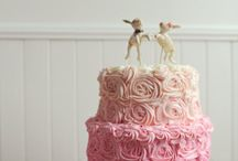 Pretty cakes / by Carrie Bailey