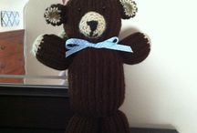 loom teddy bear