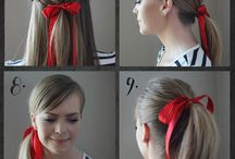 To do hairstyles