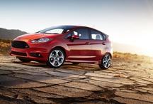 Ford Fiesta ST / Mmm... My next car?