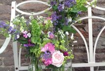 Table Decorations / Seasonal table decorations for weddings and events