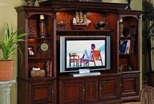 Entertainment Centers and TV Consoles