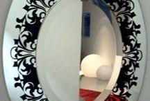 Espelhos SRD para MOBLY-2 / Design Silvia Romano