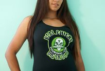 T-shirts and tank tops / Show your love of skulls with a Ti Survival skull t-shirt  Gildan Ultra Cotton t-shirt with screen print logo.  100% Cotton