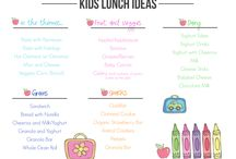 Kids food_lunch ideas
