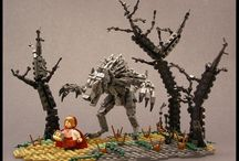 Lego / Stuff made out of Lego! / by Nur Hussein