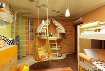 New House: Kids' Shared Room / by Mandy Landrum