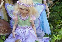 elfy i wróżki