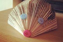 Handmade things by me :)