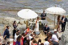 Ceremonia / ceremonia en la playa. Bodas en la playa www.calaclemence.com